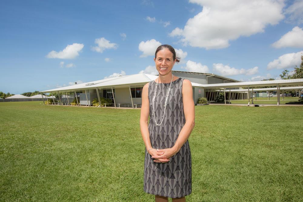 Sarah Hamilton, Principal